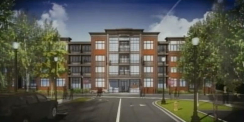 Approve Apartments at 5100 Forest